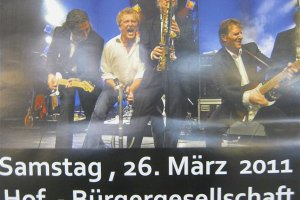 Konzert in Hof 2011